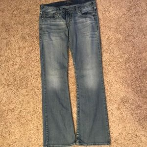 Silver Jeans, Tuesday, W30/L33